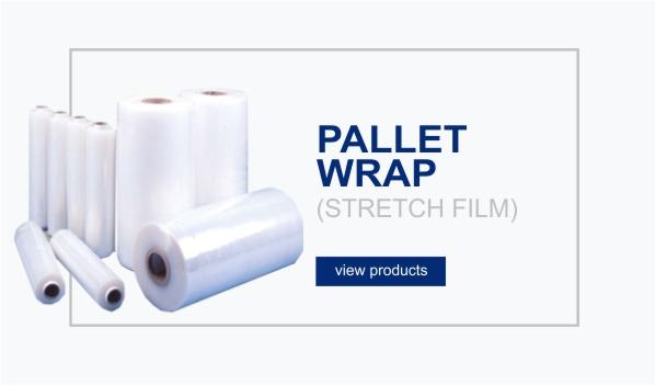 Trunel Bags Pallet wrap
